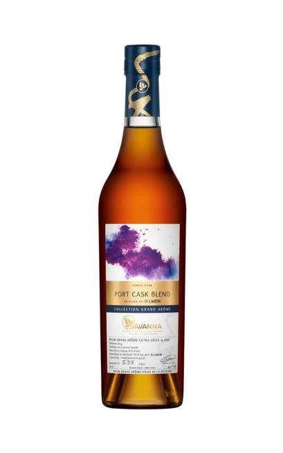 Savanna lontan Port Cask blend 2019