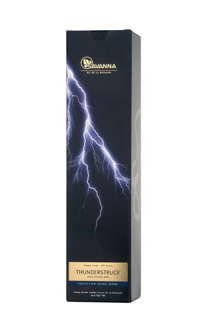 Savanna lontan Thunderstruck boîte
